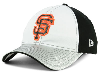 San Francisco Giants New Era MLB Women's Shimmer Shine 9TWENTY Cap