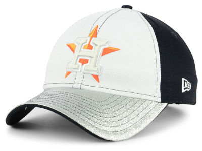 Houston Astros New Era MLB Women's Shimmer Shine 9TWENTY Cap