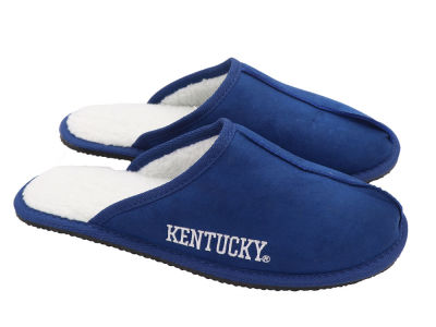 Kentucky Wildcats Team Color Wordmark Open Back Moccasin