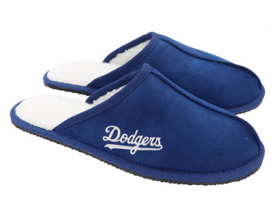 Los Angeles Dodgers Team Color Wordmark Open Back Moccasin