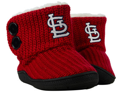 St. Louis Cardinals Women's Knit Two Button Boot
