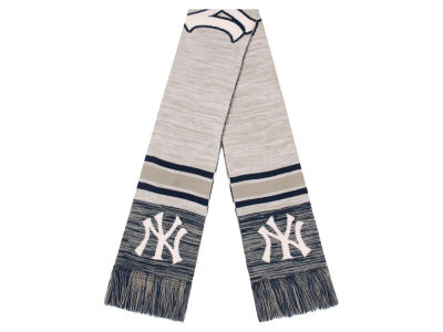 New York Yankees 2018 Knit Color Blend Big Logo Scarf
