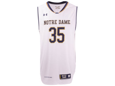 Notre Dame Fighting Irish Under Armour NCAA Replica Basketball Jersey