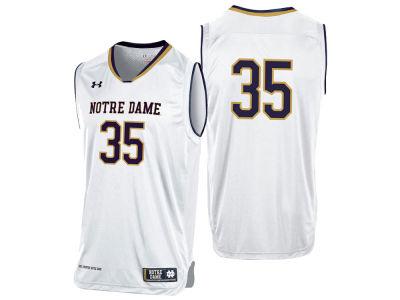 348b0d6b1 Notre Dame Fighting Irish Under Armour NCAA Replica Basketball Jersey