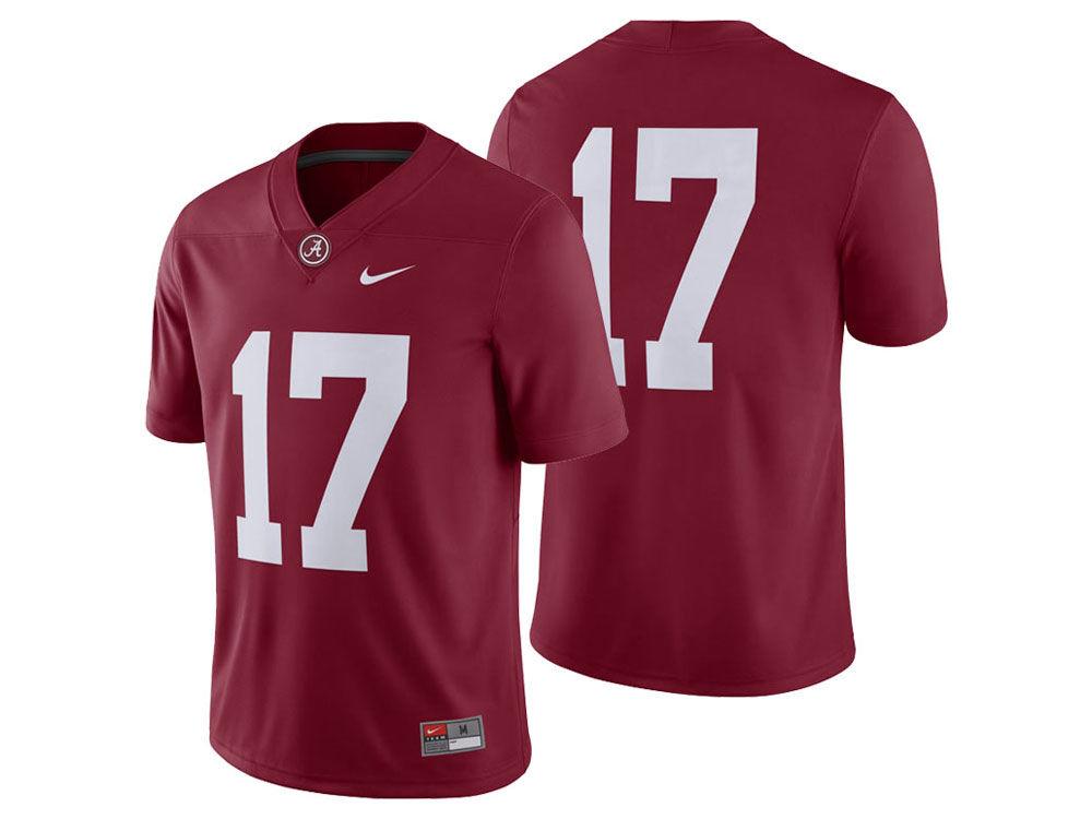Alabama Crimson Tide Nike NCAA Toddler Replica Football Game Jersey ... cc28d41e1