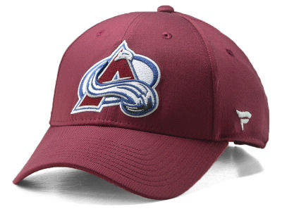 Colorado Avalanche NHL Double Dilly Adjustable Cap