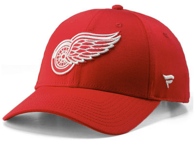 0d2837918 Detroit Red Wings NHL Double Dilly Adjustable Cap