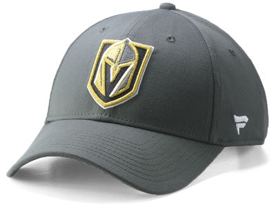 Vegas Golden Knights NHL Double Dilly Adjustable Cap