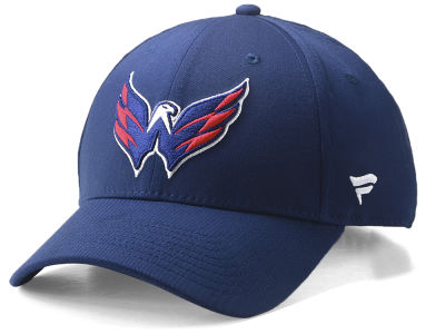 Washington Capitals NHL Double Dilly Adjustable Cap