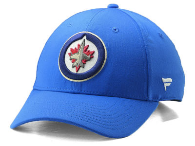 Winnipeg Jets NHL Double Dilly Adjustable Cap