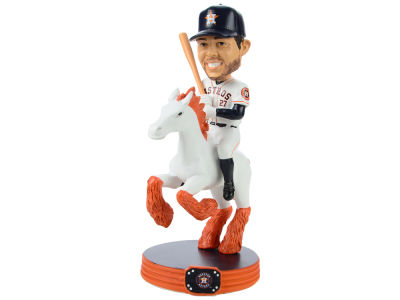 Houston Astros Jose Altuve MLB Riding Animal Bobblehead