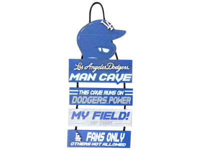 Los Angeles Dodgers ManCave Sign