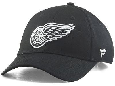 ef4934b83 Detroit Red Wings NHL Double Dark Adjustable Cap
