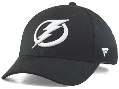 Tampa Bay Lightning NHL Double Dark Adjustable Cap