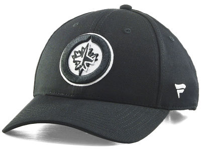 Winnipeg Jets NHL Double Dark Adjustable Cap