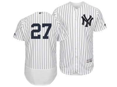 New York Yankees Giancarlo Stanton Majestic MLB Men's Flexbase On-Field Player Jersey