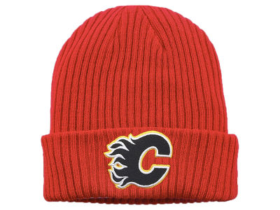 Calgary Flames NHL Double Dilly Knit