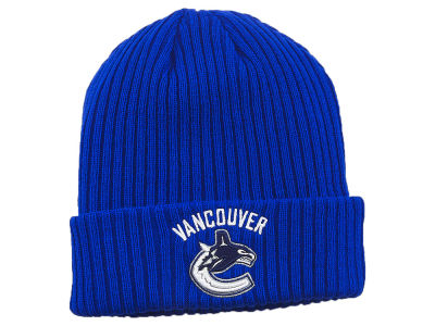 Vancouver Canucks NHL Double Dilly Knit