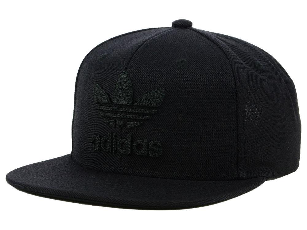 28cc1ef38fe21b official store adidas originals trefoil logo snapback cap 47380 15c07