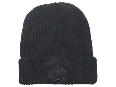 Vancouver Canucks NHL Double Dark Knit