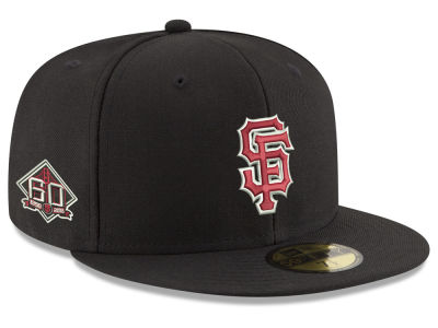San Francisco Giants New Era 2018 MLB Anniversary Pack 59FIFTY Cap