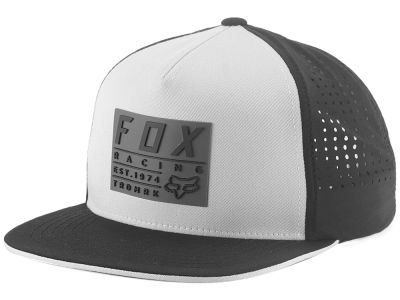 Fox Racing Red Plate Tech Snapback Cap 7e05da3dc89