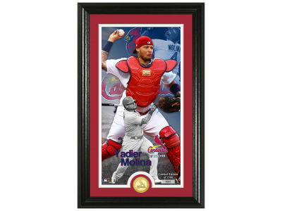 St. Louis Cardinals Yadier Molina Highland Mint Supreme Bronze Coin Photo Mint V