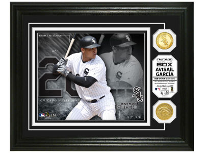 Chicago White Sox Avisail Garcia Highland Mint Bronze Coin Photo Mint