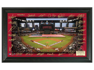 Arizona Diamondbacks Highland Mint Signature Field