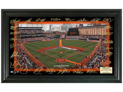 Baltimore Orioles Highland Mint Signature Field