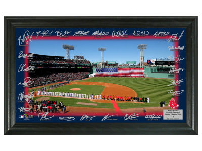 Boston Red Sox Highland Mint Signature Field