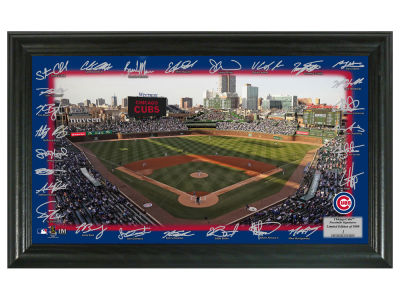 Chicago Cubs Highland Mint Signature Field