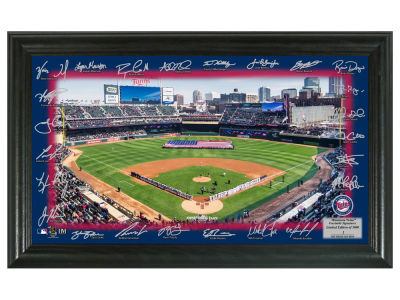 Minnesota Twins Highland Mint Signature Field