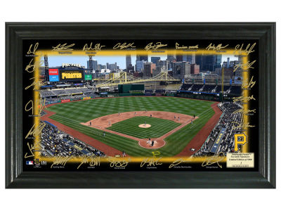 Pittsburgh Pirates Highland Mint Signature Field