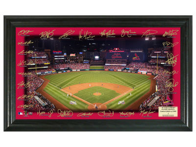 St. Louis Cardinals Highland Mint Signature Field