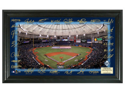 Tampa Bay Rays Highland Mint Signature Field