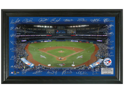 Toronto Blue Jays Highland Mint Signature Field