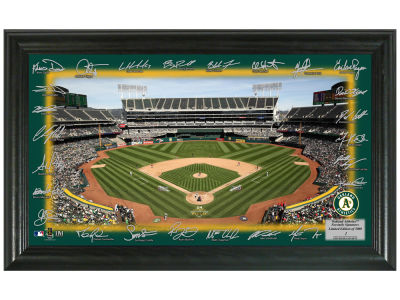 Oakland Athletics Highland Mint Signature Field