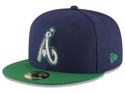 Aberdeen IronBirds New Era MiLB AC 59FIFTY Cap