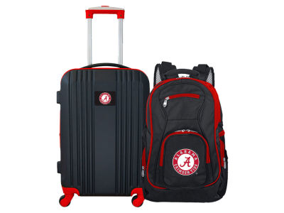 Alabama Crimson Tide Mojo 2 Piece Luggage & Backpack