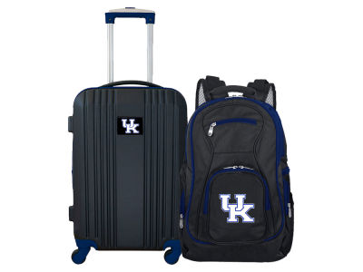 Kentucky Wildcats Mojo 2 Piece Luggage & Backpack