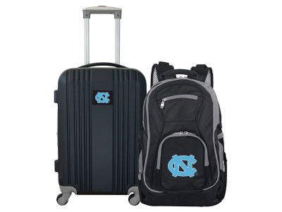 North Carolina Tar Heels Mojo 2 Piece Luggage & Backpack