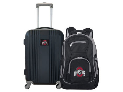 Ohio State Buckeyes Mojo 2 Piece Luggage & Backpack