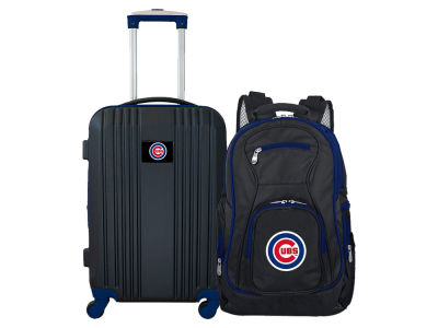Chicago Cubs Mojo 2 Piece Luggage & Backpack