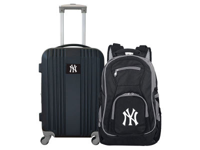 New York Yankees Mojo 2 Piece Luggage & Backpack