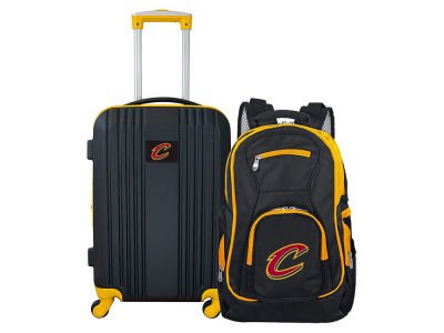 Cleveland Cavaliers Mojo 2 Piece Luggage & Backpack