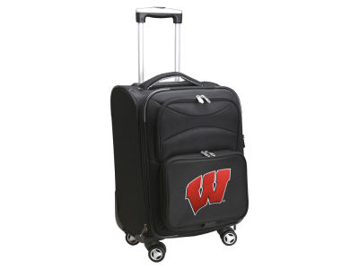 Wisconsin Badgers Mojo Luggage Carry-On 21in Spinner