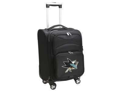 San Jose Sharks Mojo Luggage Carry-On 21in Spinner