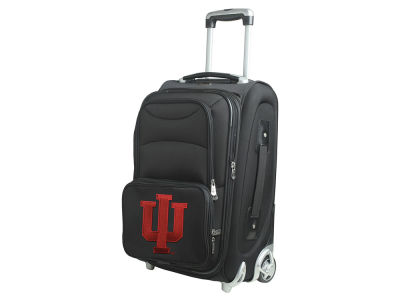 Indiana Hoosiers Mojo Luggage Carry-On 21in Rolling Softside Nylon