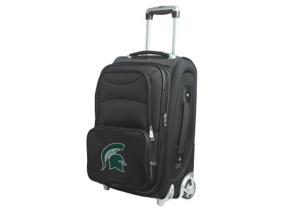 Michigan State Spartans Mojo Luggage Carry-On 21in Rolling Softside Nylon